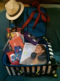 travel gift basket 7 more summer gift basket ideas house party