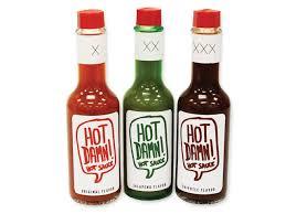 organic hot sauce hot damn hot sauce brent taliaferro design studio