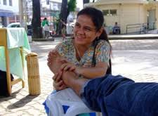 Blind Masseuse The Blind Masseurs Of Cagayan De Oro City Travel Stories From The