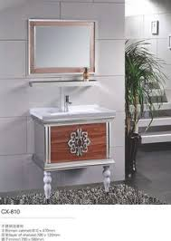Stainless Steel Bathroom Vanity Cabinet by Inexpensive Bathroom Vanities Recessed Bathroom Cabinet Small Sink