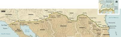 map usa mexico border us mexico border map cities oct2016 c99 mexicoborder thempfa org
