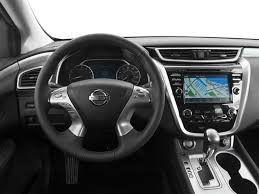 nissan murano interior 2018 nissan murano price trims options specs photos reviews