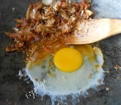 membuat nasi goreng cur telur blog tentang aneka resepi masakan dan perkongsian cara memasak