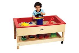 Water Table Toddler Sand U0026 Water Table With Shelf