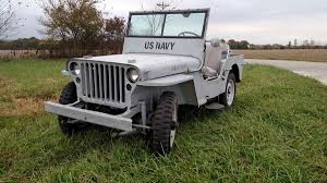 curbside classic 1948 willys jeep mb u2013 in the beginning