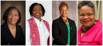 church announcement united methodist church elects 4 black women
