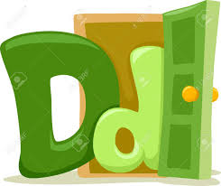 illustration featuring the letter d stock photo picture and