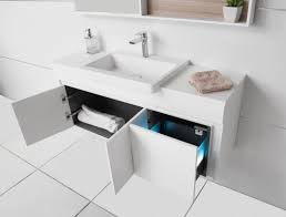 seattle semi recessed vanity by adp just bathroomware