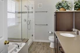 top options for slip resistant shower base and bathroom flooring