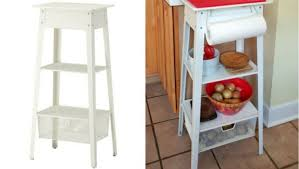 how to a small kitchen island easy chopping station small kitchen island ikea hackers
