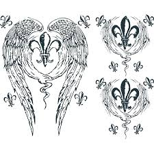 angel wings tattoos design photos lovetoknow