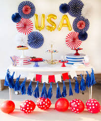 4th Of July Decoration Ideas 4th Of July Dessert Table 4th Of July Party Ideas Chinet