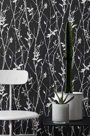 Black Damask Wallpaper Home Decor 31 Best Black And White Wallpapers Images On Pinterest True