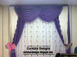 Curtain Style Top 15 Purple Curtains And Windows Treatments Styles