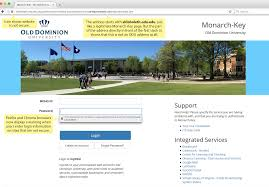 Odu Parking Map Safe Computing Practices Old Dominion University
