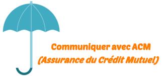 adresse siege credit mutuel contacter acm assurance du crédit mutuel téléphone mail et courrier