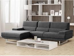 canapé d angle tissu beige canapé d angle design en tissu gris et beige vingo