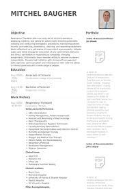 respiratory therapist resume templates respiratory therapist