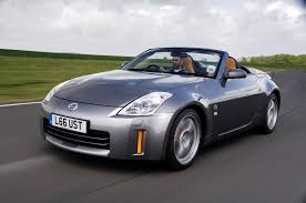 Nissan 350z Coupe - nissan 350z roadster review 2005 2010 parkers