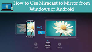 android miracast how to use miracast to mirror from windows or android 678x381 png
