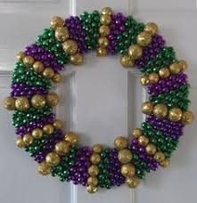 mardi gras bead wreath details about mardi gras mask mesh party door wreath bow christmas