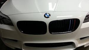 bmw grill 5 00 for m tri color grill