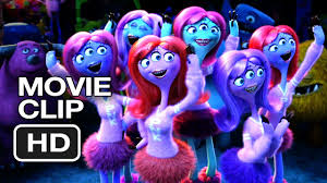 monsters university movie clip scare games 2013 billy