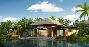 a luxurious tropical resort hotel architecture design san