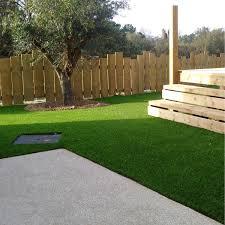 brise vue retractable 4m gazon synthétique pelouse synthétique pelouse artificielle
