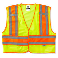Construction High Visibility Clothing Hi Vis Public Safety Vest Ergodyne