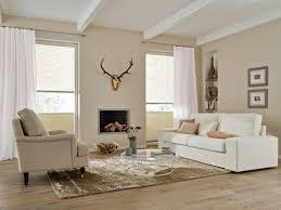 gardinen modern wohnzimmer wohnzimmer gardine schlicht in weiss stoffe für wohn t räume