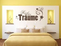 Schlafzimmer Wandtattoo Wandtattoo Schlafzimmer Reich Der Träume Nr 1 Wandtattoo Bilder De