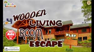 wooden living room escape walkthrough eightgames youtube
