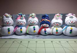 diy adorable dollar tree toddler sock snowmen or snow babies no