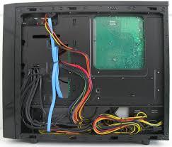 Cooler Master Test Bench Cooler Master N200 Case Review