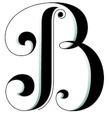 Monogram Letter B 442 Best Bebe U0027
