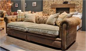 Leather Sofa Fabric Fabric Leather Sofa Home Design Ideas And Pictures