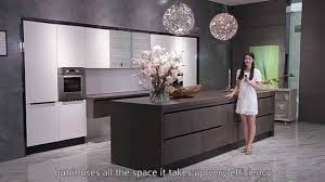 luxury contemporary kitchen cabinets from oppein youtube