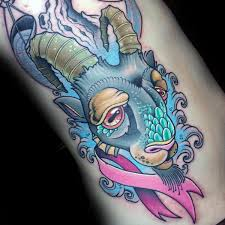 60 capricorn tattoos for men astrological ink design ideas
