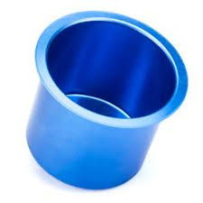 Table Cup Holder Blue Aluminum Cup Holders Gcup 102 Poker Table Materials