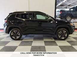 jeep canada 2017 used 2017 jeep compass 4x4 trailhawk leather sunroof navigation
