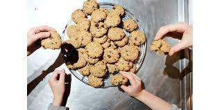 cuisiner le gardon comme un gardon cookies veganes avoine et chocolat recette cookies