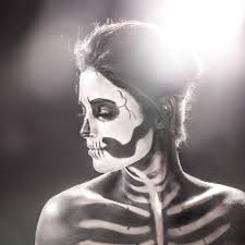 4 quick u0026 easy halloween makeup ideas inspiration dressed to kill