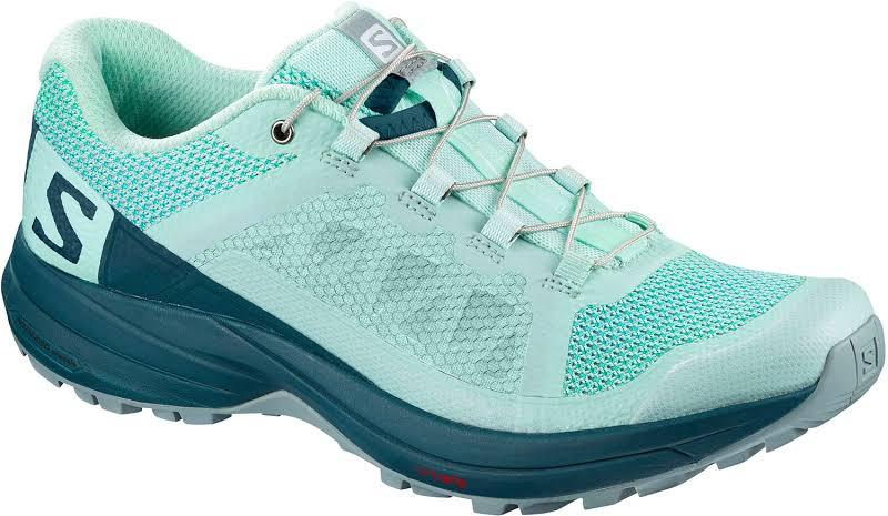 Salomon XA Elevate W Road Running Shoe Beach Glass/Reflecting Pond 6.5 US L40138000-65