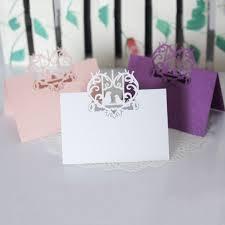 30pcs new small folding wedding cards decoration mariage