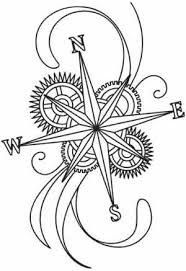 awesome nautical compass tattoo design photo 2 2017 real photo
