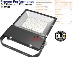 10 800 lumen led flood light 90 watt industrial series led