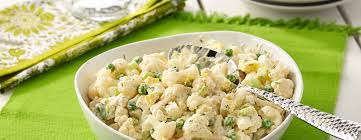 cauliflower potato salad ready set eat