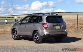 subaru forester 2018 review 2015 subaru forester 2 0d s review video performancedrive