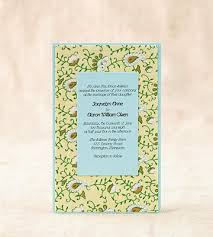 invitations for weddings easy to make wedding invitations